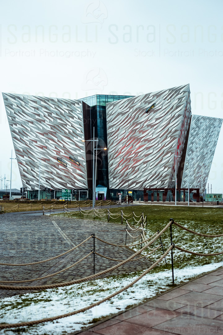 Titanic Belfast is the world's largest Titanic visitor experience