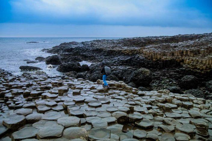 Irlanda del Nord, UK - 2018: itinerari di viaggio
