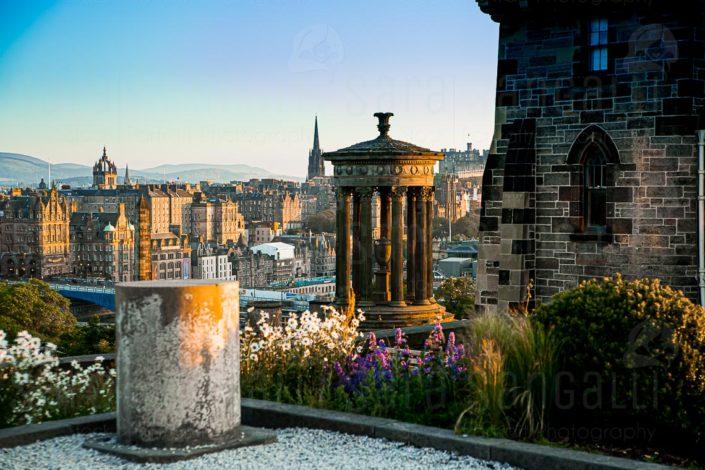 Edimburgo, Scozia - 2019: itinerari di viaggio